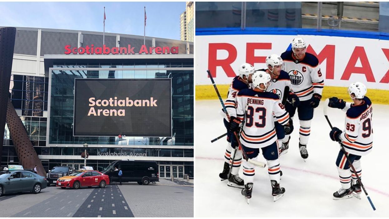 NHL Season Restart Has Officially Begun & 4 Canadian Teams Are Playing On Reopening Day