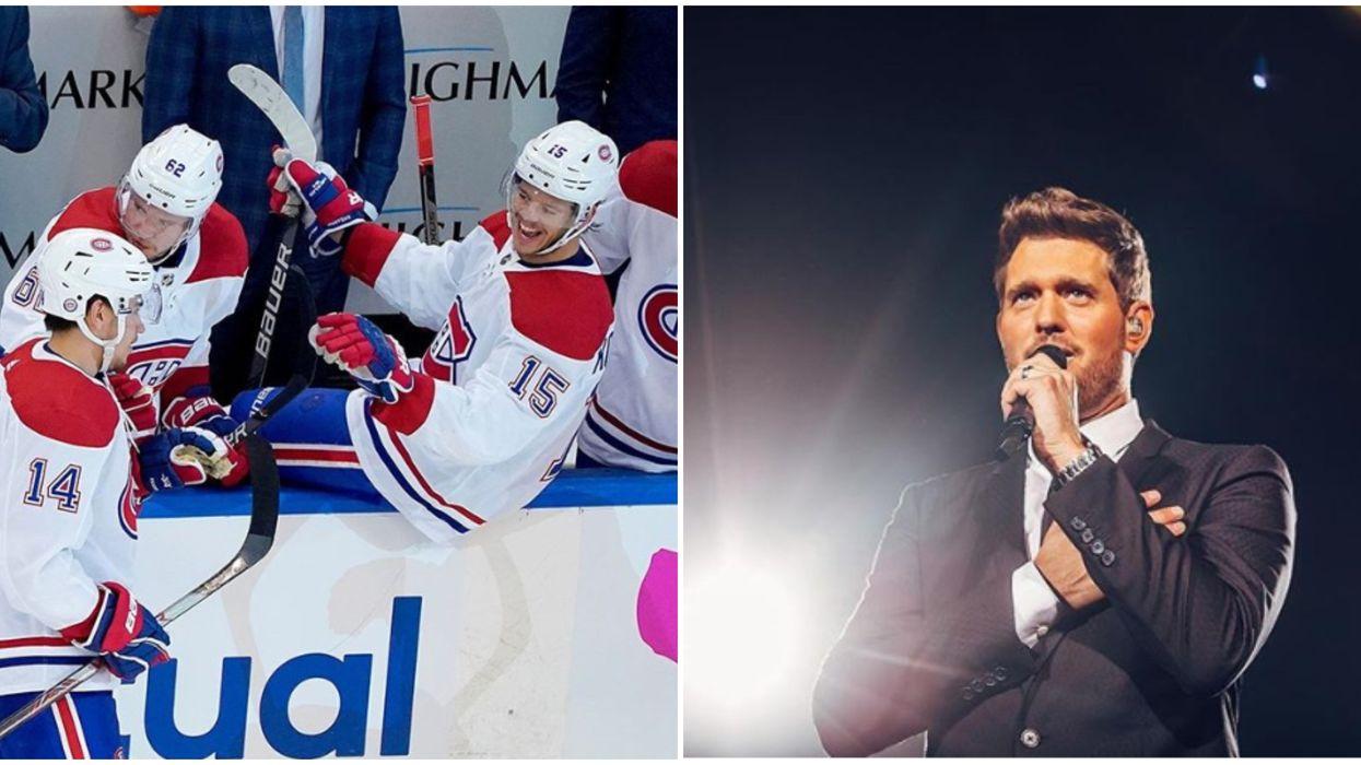 Canadiens de Montréal : l'hymne national en anglais enflamme les réseaux sociaux