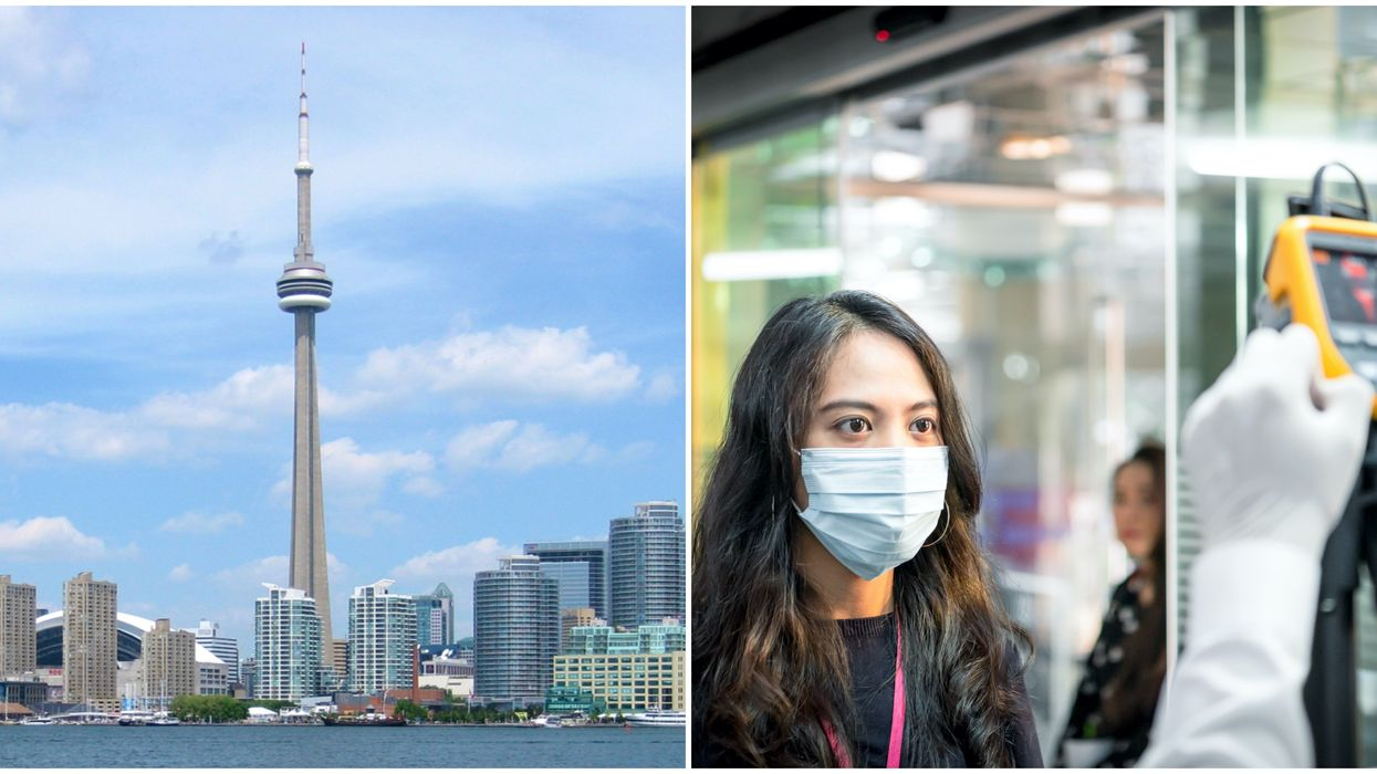 Jobs Hiring In Toronto Area That Will Pay You To Check People's Temperature