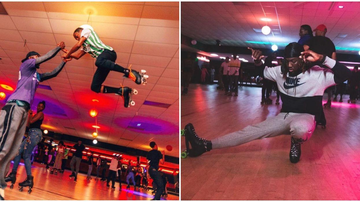 Rollerskating Rink In Atlanta Cascade Fun Center Adult Skate Nights Unlock Your Inner Kid