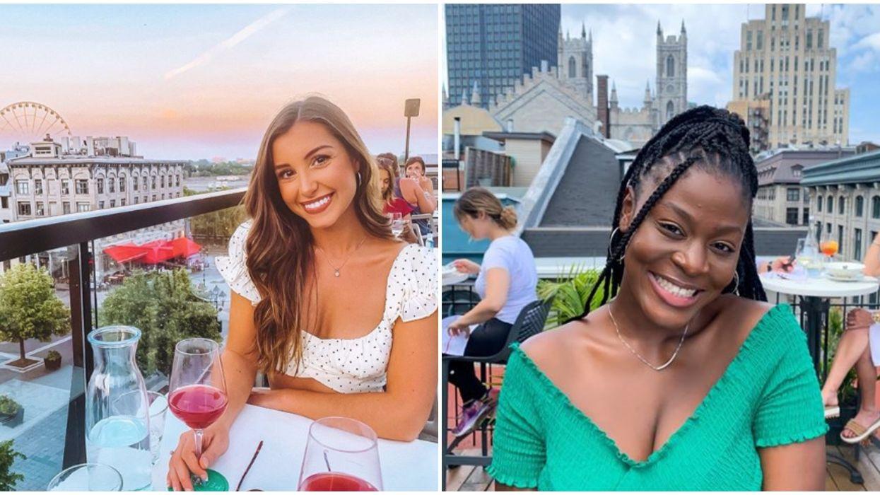7 terrasses où manger ou prendre un verre à Montréal avec une vue impressionnante