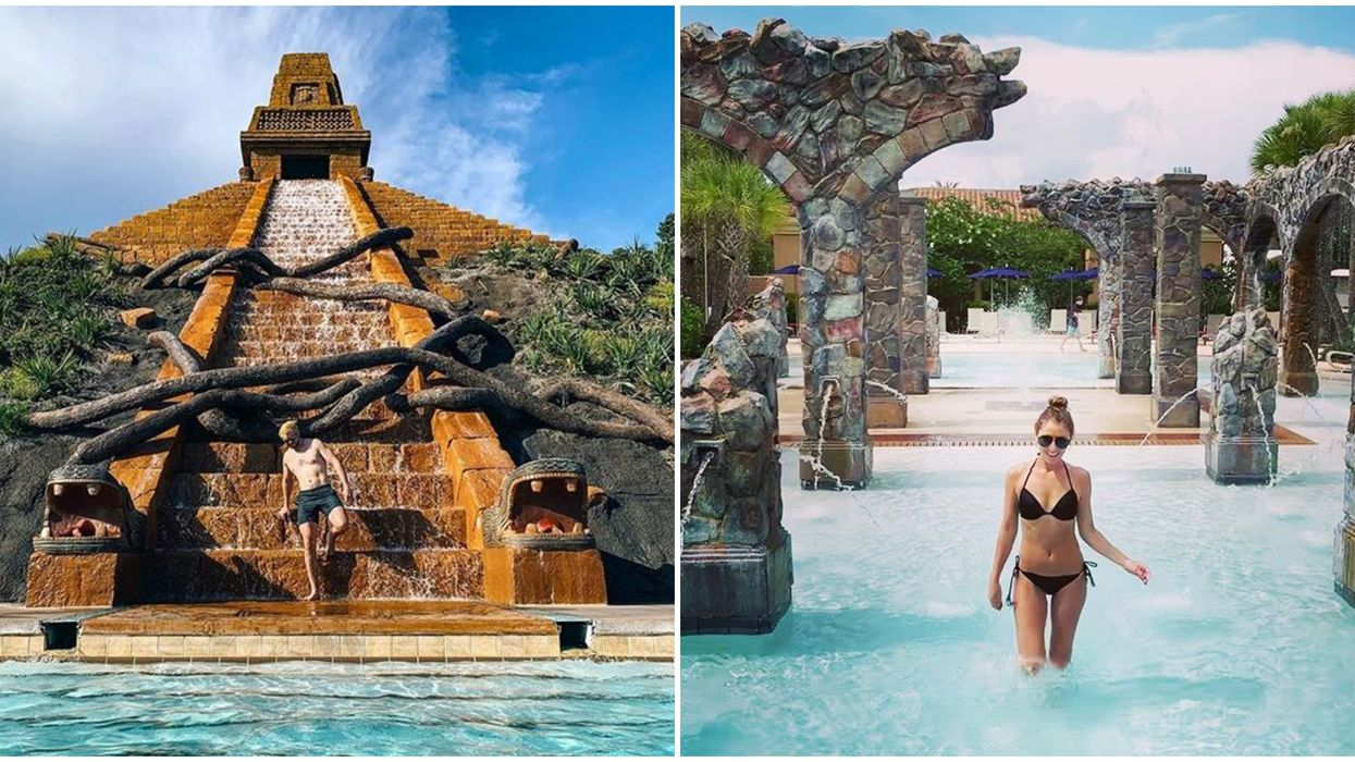Florida Hotels With The Coolest Pools To Soak In And Forget Traveling Abroad