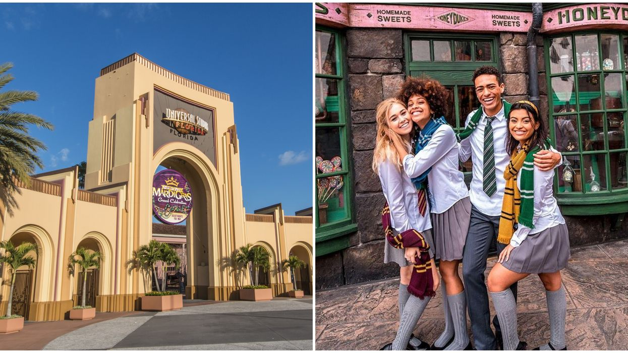 Universal Orlando Ticket Deal Promo Gives Florida Residents Unlimited Park Access