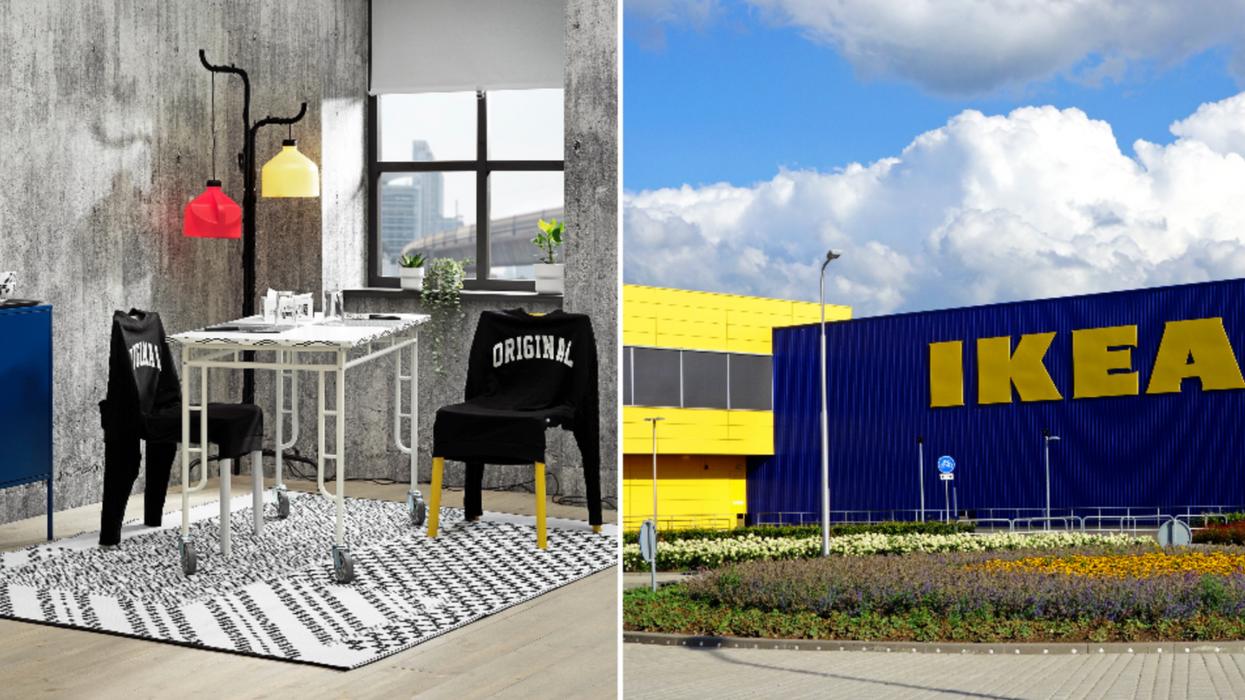 IKEA vend maintenant des « hoodies » et c'est aussi parfait qu'inutile