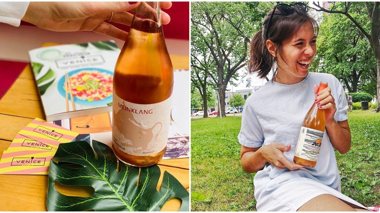 11 restaurants où tu peux boire de délicieux vins orange à Montréal