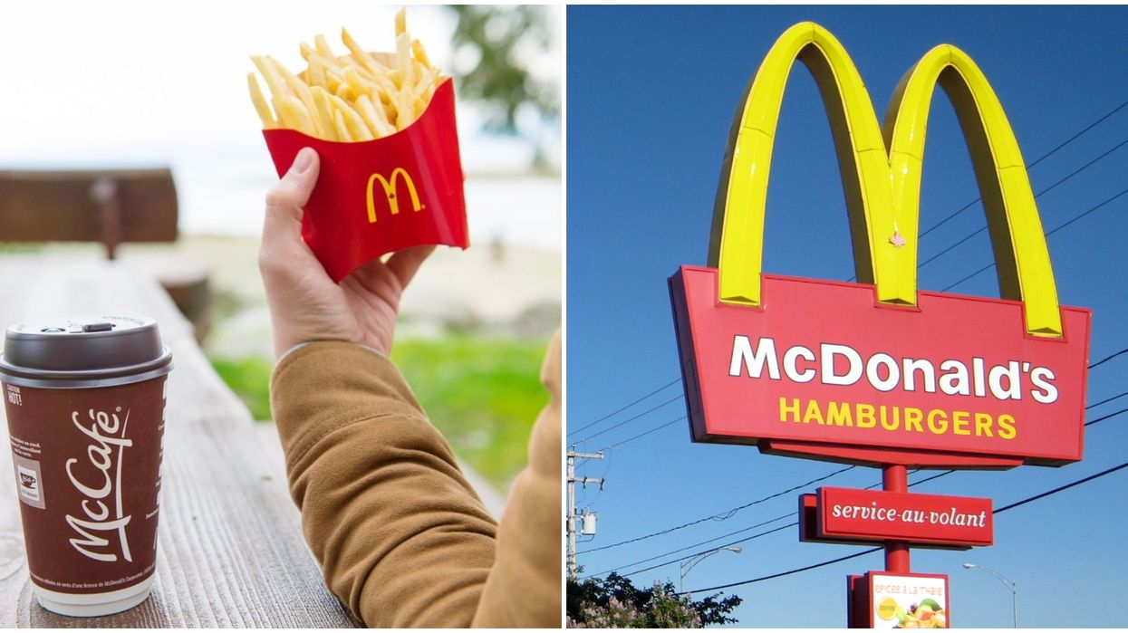 Canadians Can Now Choose Free Fries Or Free Hot Beverages With McDonald's Rewards