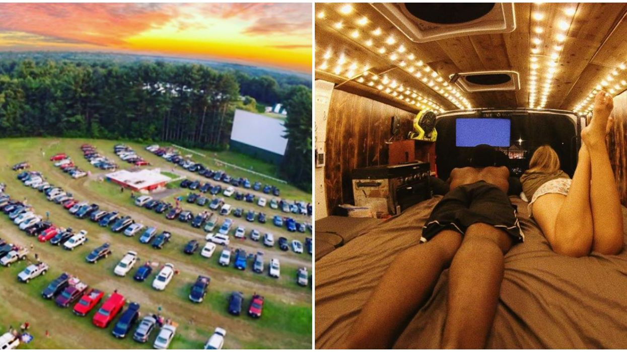 Georgia Drive-In Theater Groupon Will Save You And Bae Some Date Night Cash
