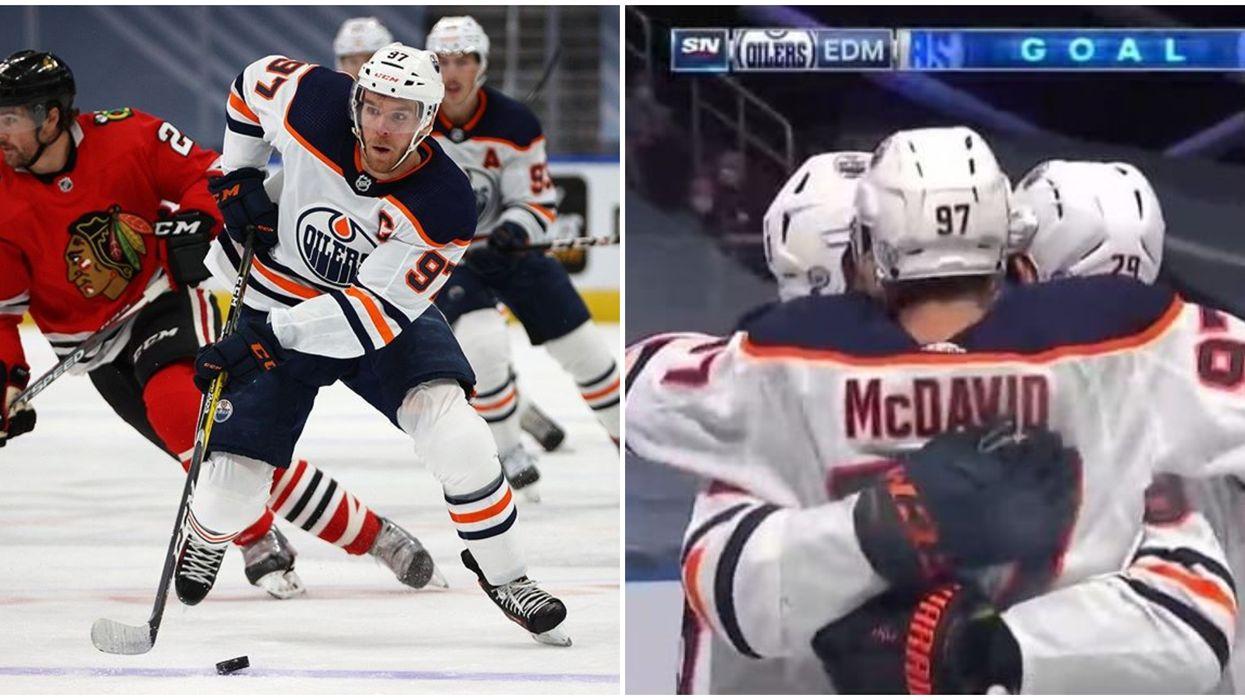 Edmonton Oilers 50/50 Draw Keeps Breaking Records & Someone Won $2.7 Million Last Night