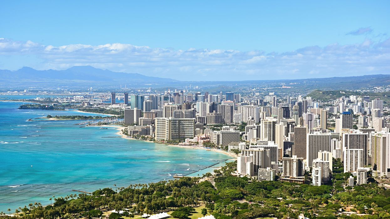 Flights To Hawaii Are $397 & Canadians Don't Have To Quarantine There