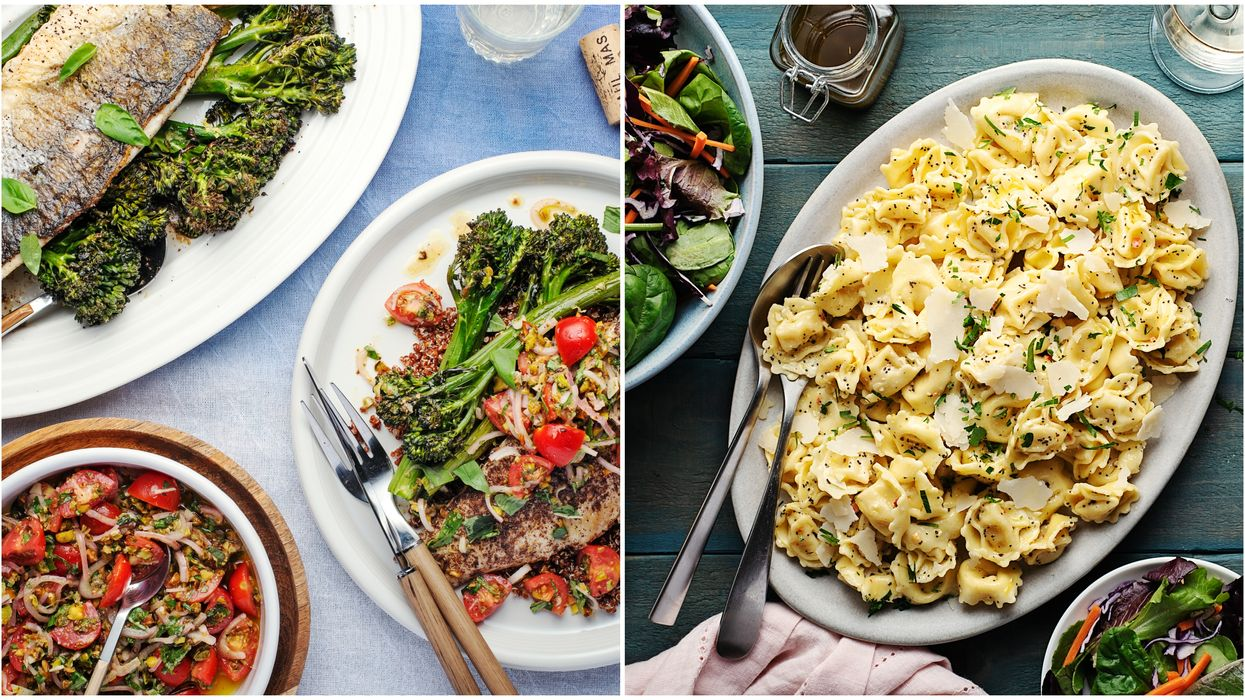 Goodfood's Menu For Fall Looks Amazing & You Can Get 6 Meals For Free
