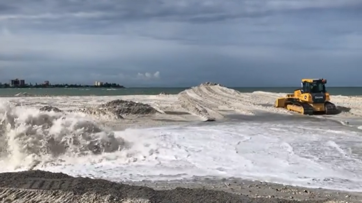 Sarasota Is Finally Doing Something About Its Rising Sea Level Problem