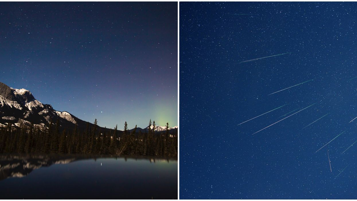 Where To See Perseid Meteor Shower In Canada: 13 Places With Perfect Dark Skies