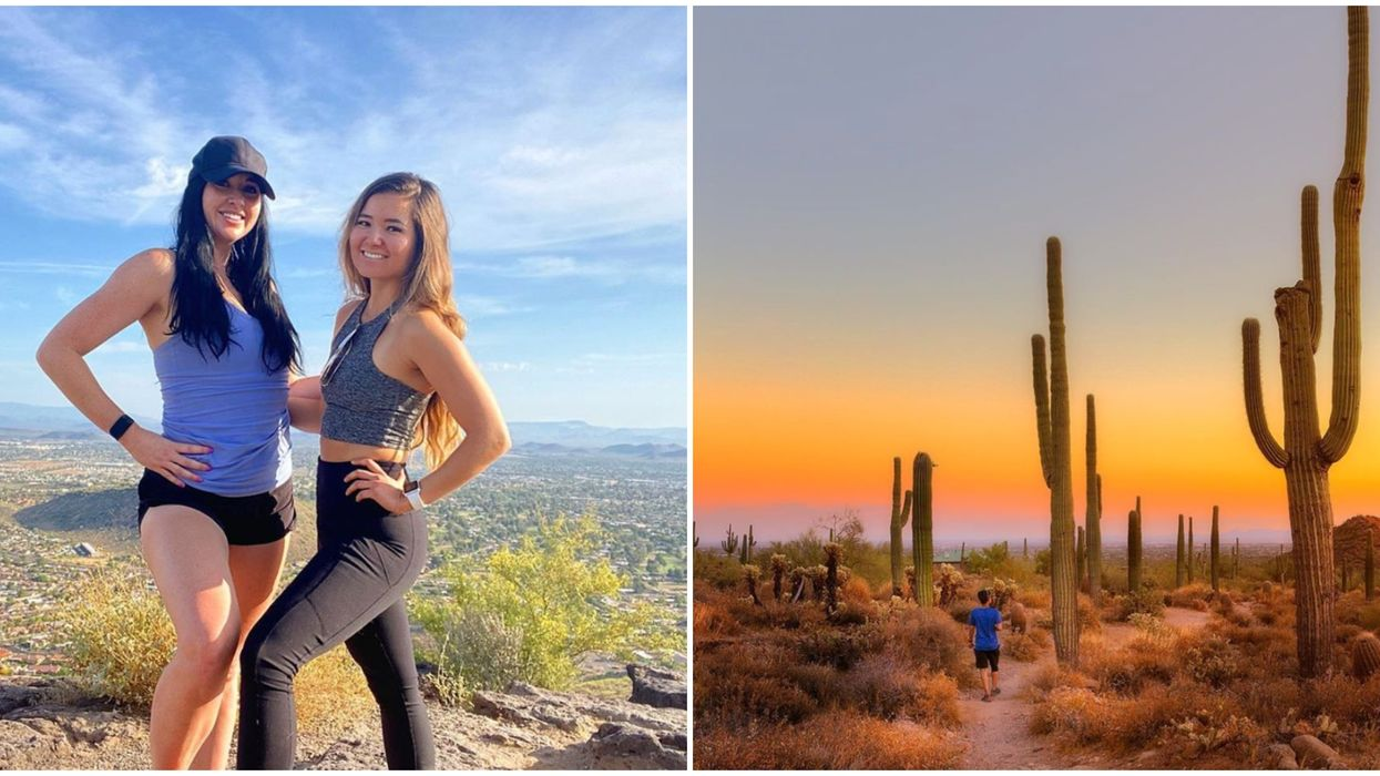 6 Easy Hikes Around Phoenix Are Perfect If You Hate Hiking
