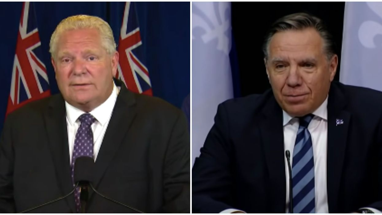 The Ontario Back-To-School Plan Differs Hugely From Quebec's About Masks In Class