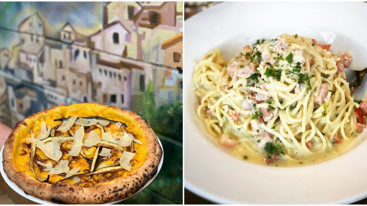 9 Italian Restaurants In Toronto That'll Make You Feel Like You're In Italy