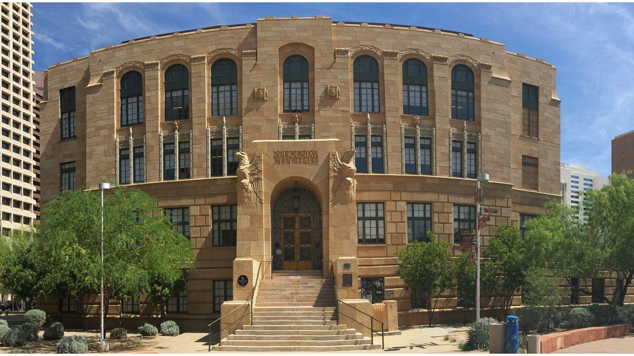 Phoenix Old City Hall Made A Cameo In The Umbrella Academy Season 2