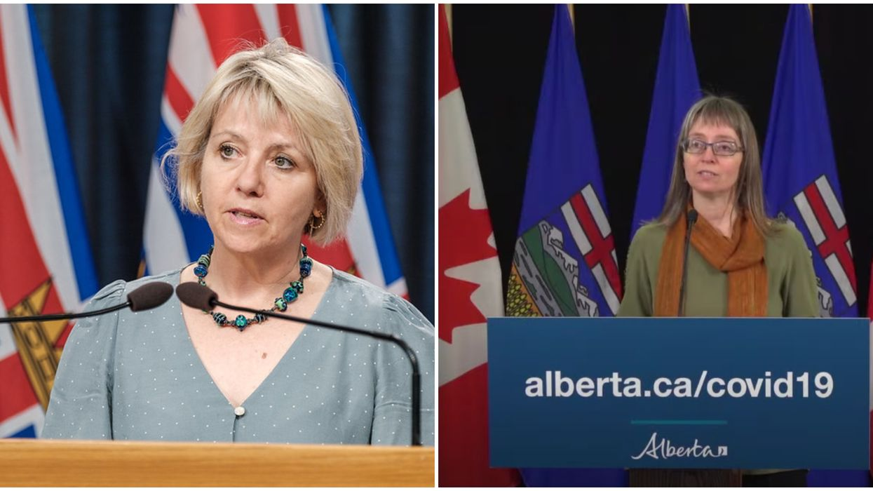 COVID-19 Cases In BC And Alberta Were Higher Than Ontario's Daily Count