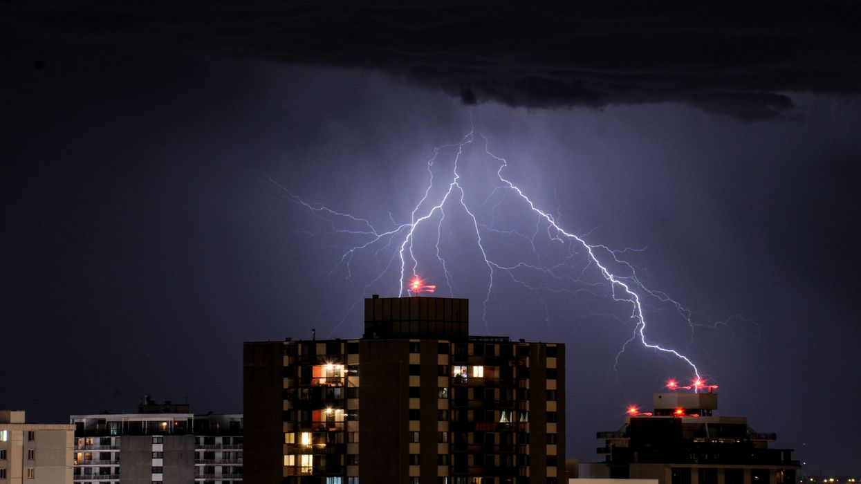 Orages violents au Québec : une veille est émise par Environnement Canada