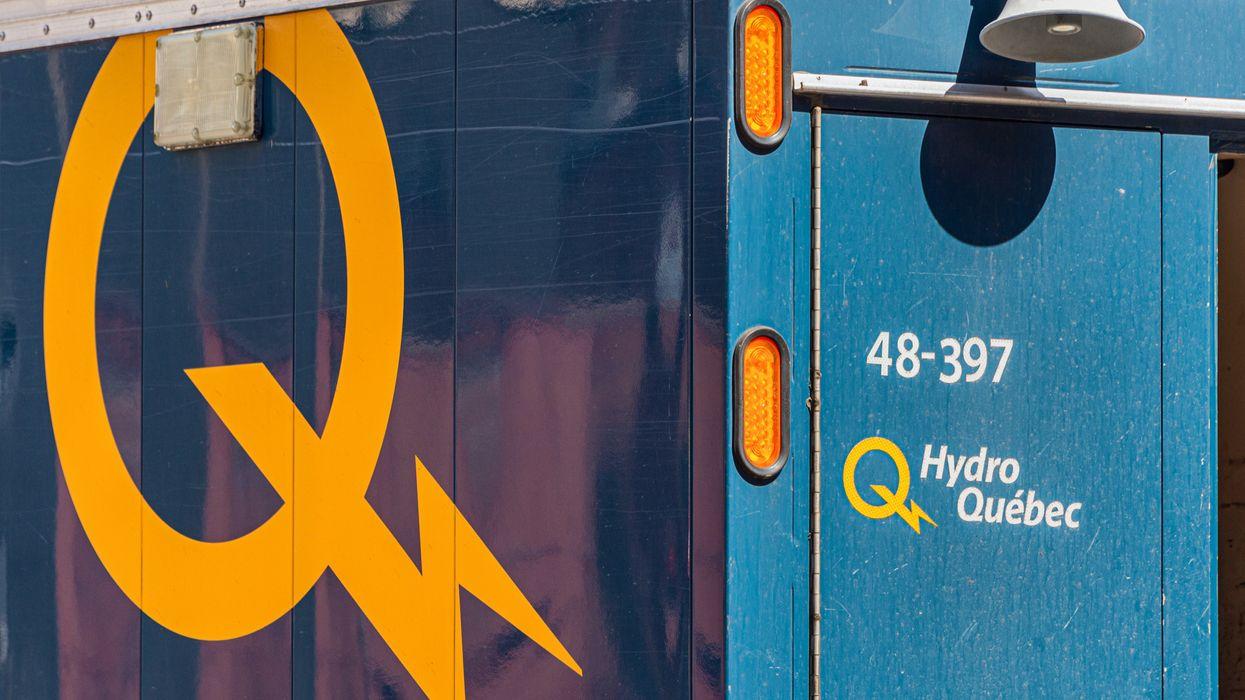 55 000 clients d'Hydro-Québec sont privés d'électricité sur la Rive-Sud de Montréal