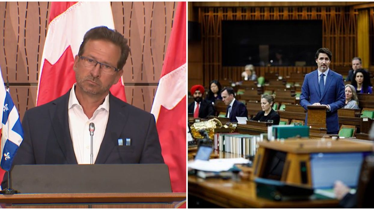 WE Charity Controversy: Bloc Québécois Leader Wants The PM To Resign Or He'll Seek An Election