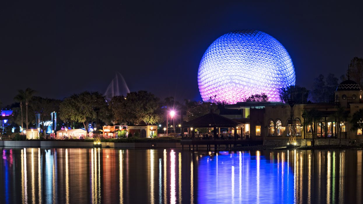 The First Look Of The New Installation At EPCOT Just Dropped & It's Stunning (PHOTOS)