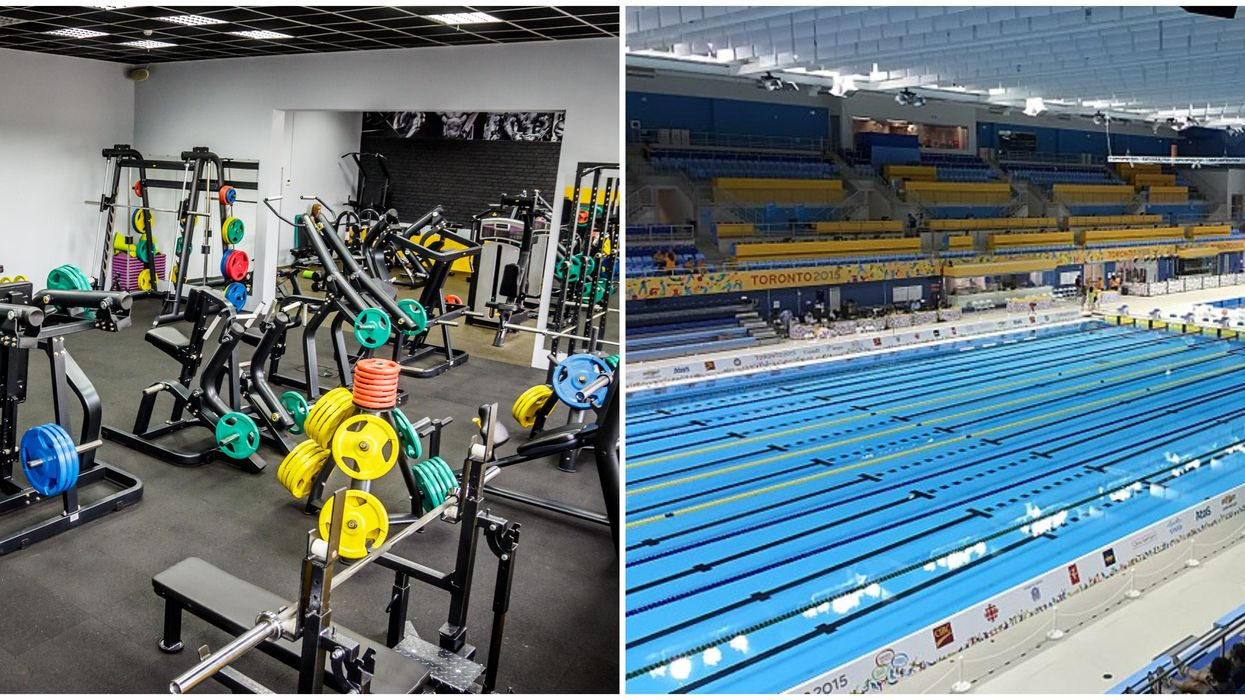 Toronto Fitness Centres & Pools Now Require You To Book Online
