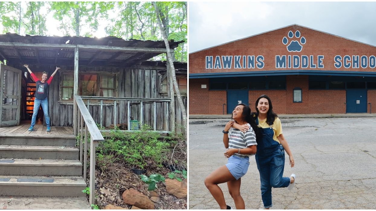 9 Stranger Things Filming Locations In Georgia You Can Visit Right Now