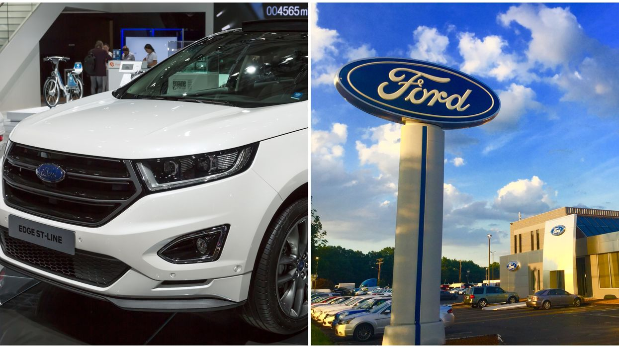 Ford Recall Canada For Brake Issues Affects More Than 62,000 Vehicles