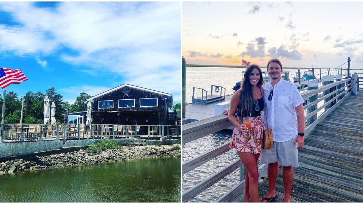 Waterfront Restaurants In Georgia To Visit With Incredible Coastal Views