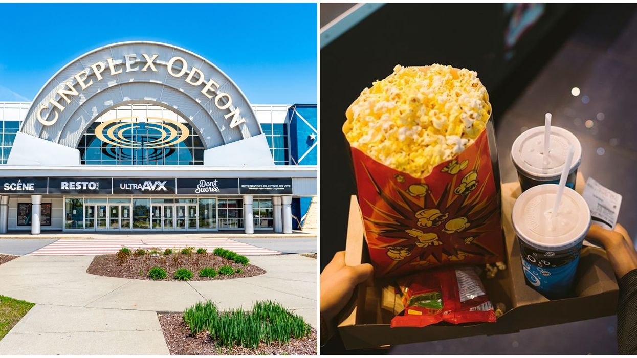 Cineplex Reopening Is Happening Gradually With Snack Options Are Limited To Popcorn & Other Classics