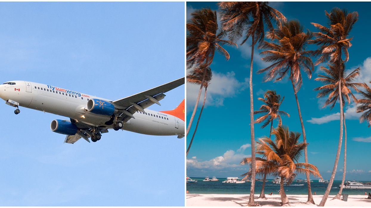 Sunwing Work Remotely Offer Has Travel Packages So You Can Do Your Job At The Beach