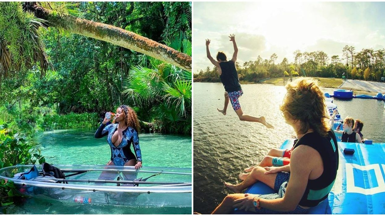 Places In Orlando To Escape To And Beat The Heat This Summer Weekend