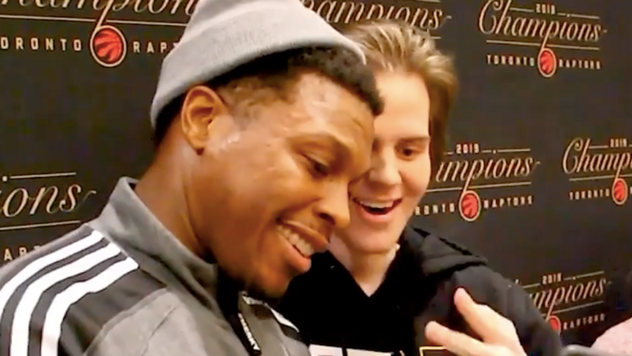 Raptors' Kyle Lowry Misses Toronto Fans So Much & Calls Them 'The Best In The NBA'