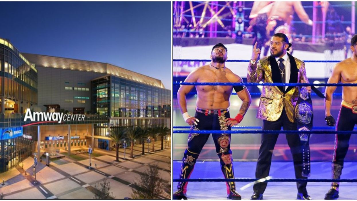 WWE Is Taking Over Orlando Soon With Their New 'ThunderDome'