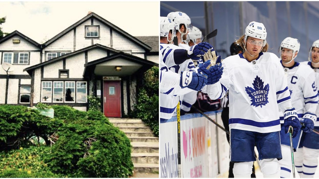 BC Pub: Toronto Maple Leafs Fans Surcharge Dings You If You Wear Your Jersey