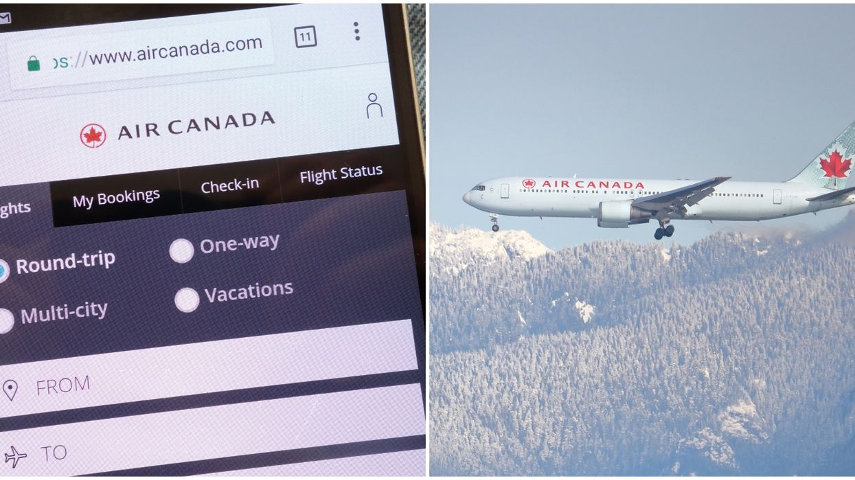 Air Canada Is Having A Huge Sale & Flights To Literally Anywhere Are All 25% Off