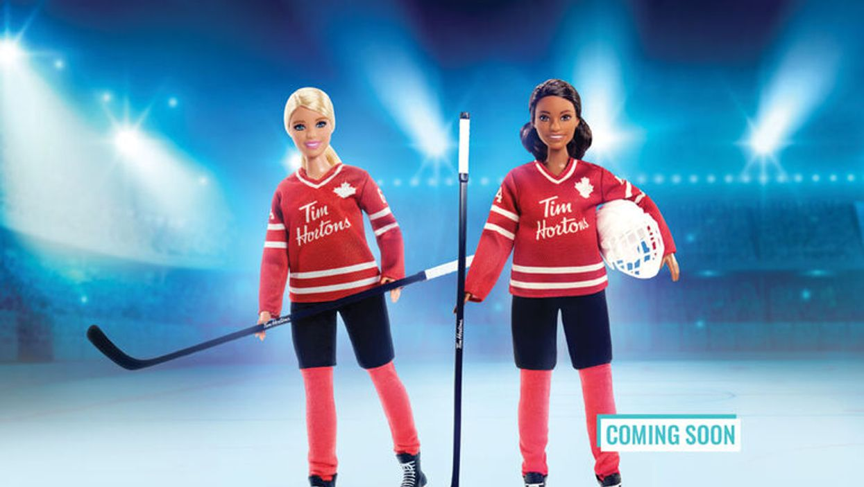 Tim Hortons Is Getting Into The Toy Bizz With New Barbies & Mini Sticks