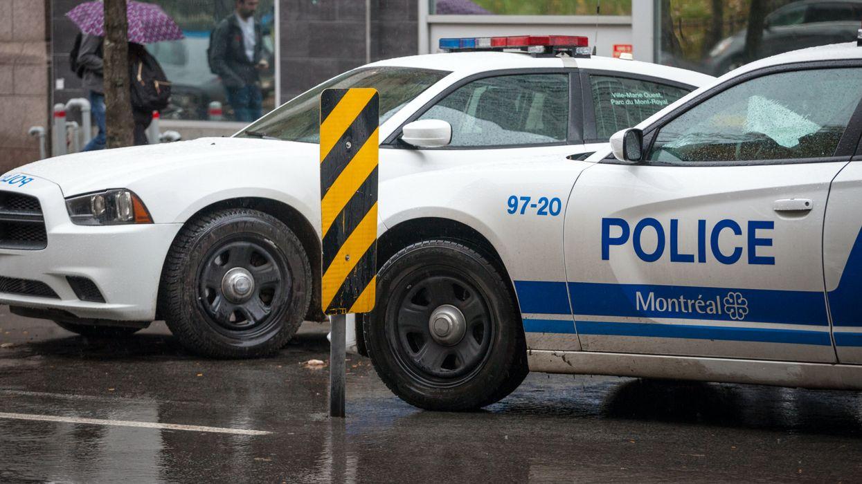 Un suspect prend la fuite après avoir tenté de tuer deux hommes à Montréal