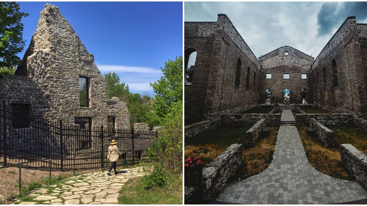 7 Abandoned Ruins You Can Visit In Ontario If You Dare To Adventure