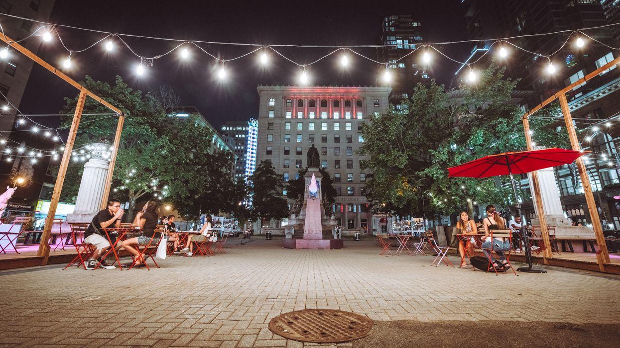 Time Out Market : Une toute nouvelle terrasse ouvre à Montréal pour finir l'été en beauté