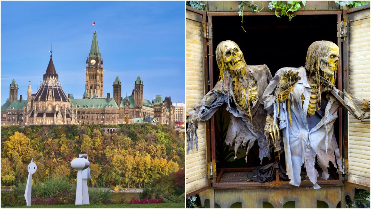Halloween In Canada Could Be So Different This Year & House Parties Are Probably A No-Go