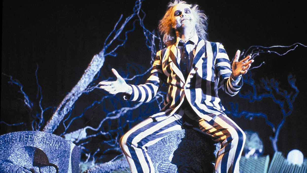 'Beetlejuice' Is Trending In Florida This Morning For All The Right Reasons