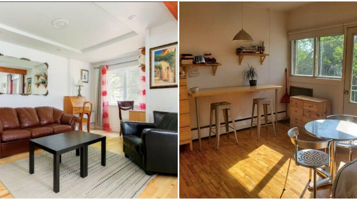 7 beaux appartements à louer en ce moment à moins de 1 000 $ à Montréal