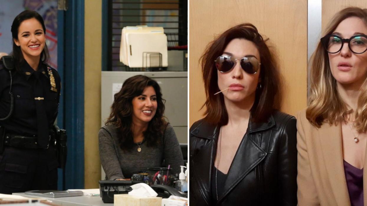 Les acteurs de Brooklyn Nine-Nine réagissent à la bande-annonce d'Escouade 99