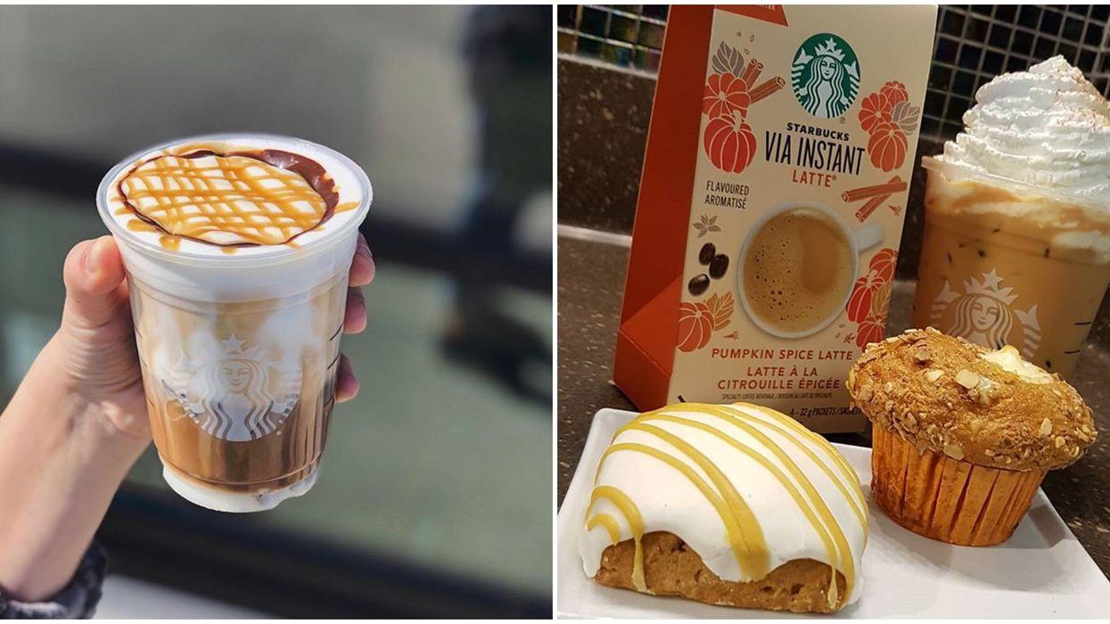 Starbucks offre la livraison à Montréal et environs