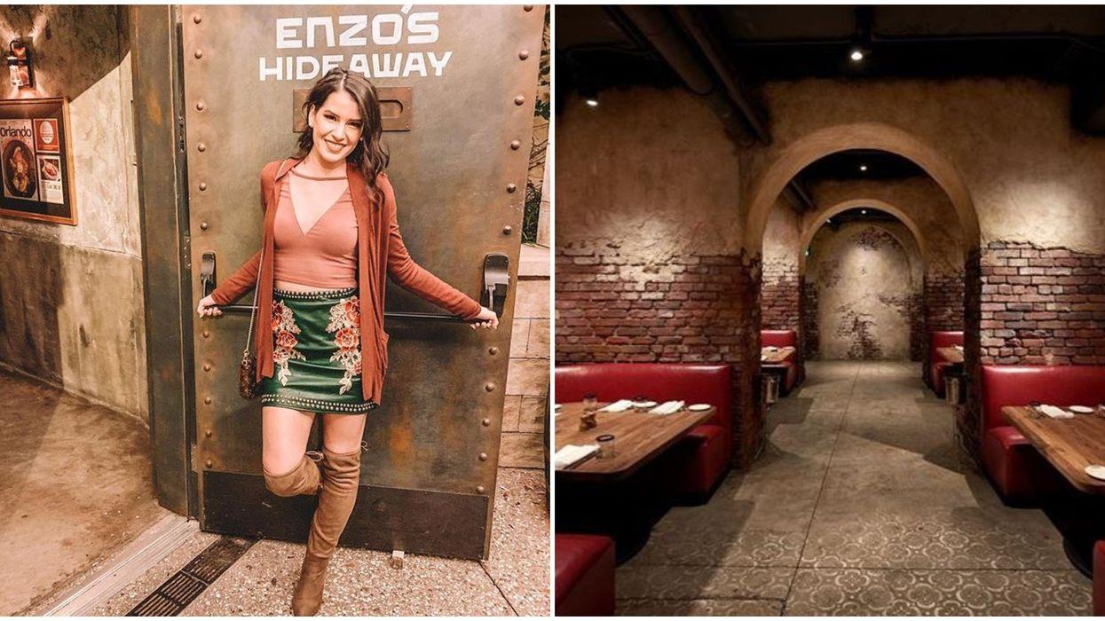 Enzo's Hideaway Hidden Orlando Speakeasy Has Officially Reopened