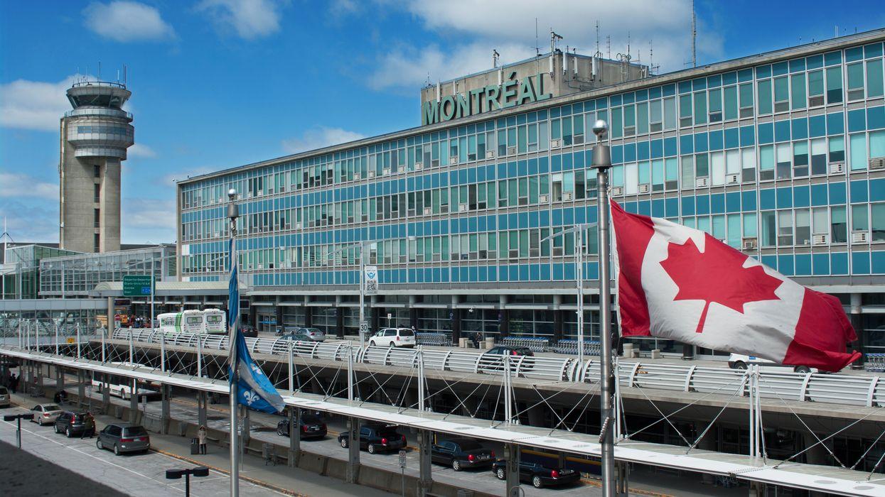 COVID-19: D'autres vols avec des passagers contaminés atterri à Montréal