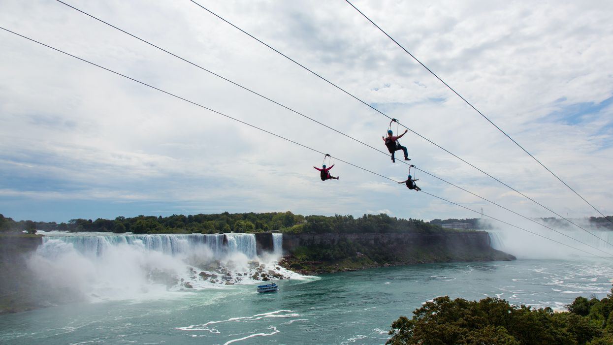 Ontario Casting Call Will Pay You & Your Friends $700 To Visit Niagara Falls