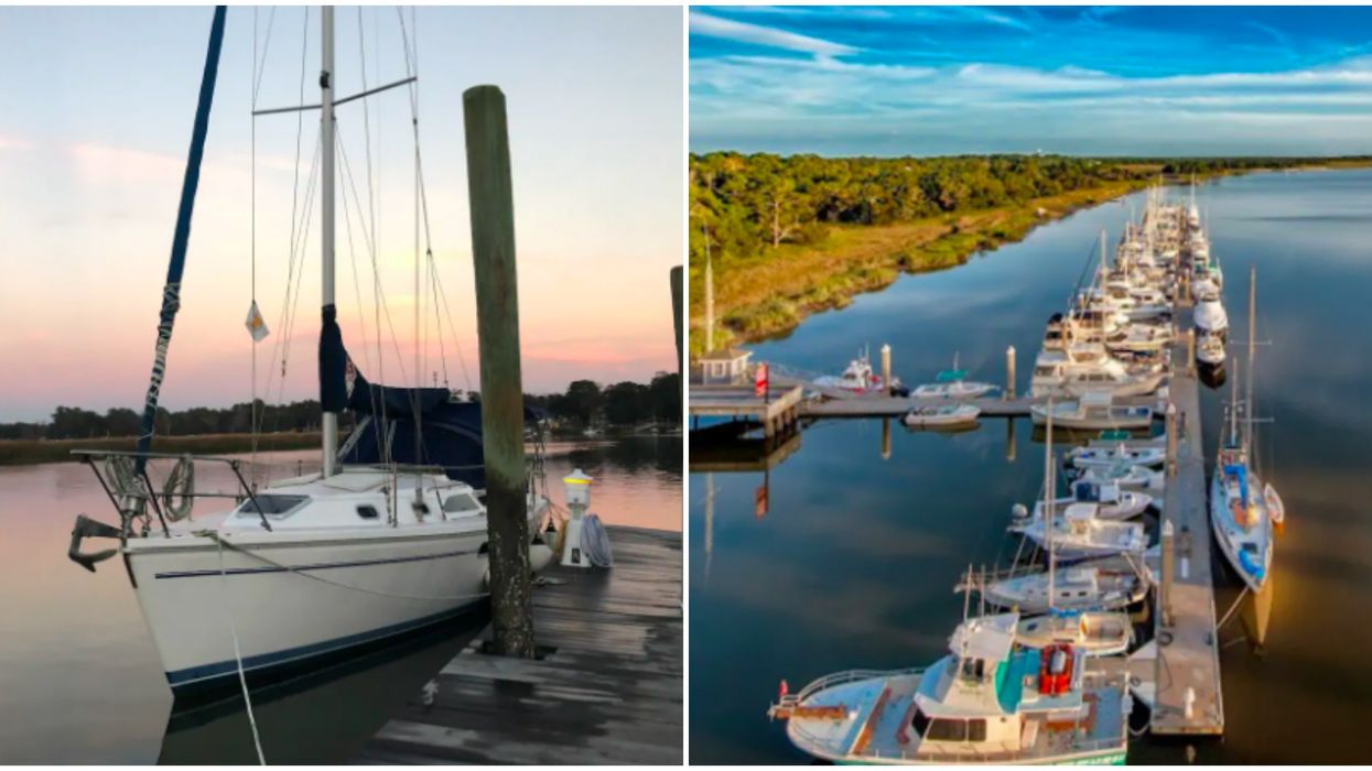 Airbnb Boat Rentals In Georgia That Are Perfect For An Early Fall Getaway