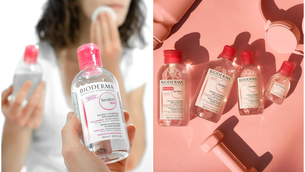 Bioderma's Popular Micellar Water Is On Sale At Shoppers Drug Mart With This $5 Coupon Only